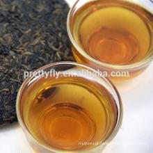 100g Anti bolo de chá anti-envelhecimento Antigo árvore PU'ER Yunnan qizi bing cha