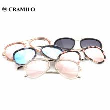 nouvelles lunettes de soleil mode européenne 2018