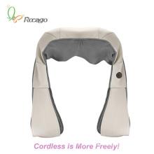 Massager de amasso recarregável sem corda do corpo do xaile da massagem do ombro