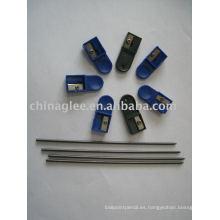 Sacapuntas de plomo de 2.0mm