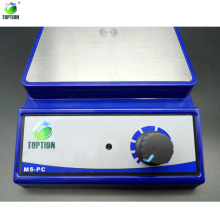 3000Ml, plat magnétique d'agitation d'acier inoxydable de 0-3000rpm avec la barre d'agitation dans cosmétique MS-PC
