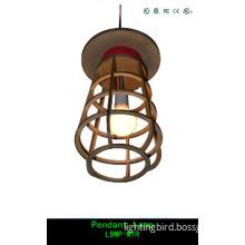 European indoor and outdoor wooden chandeliers lighting