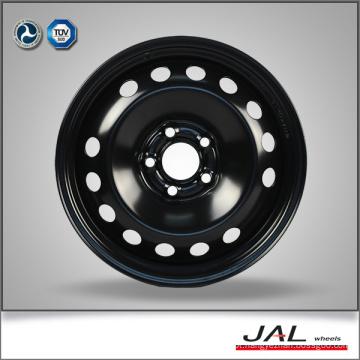High Performance Brilhante Black Car Rodas Steel Rim em 16x6.5