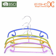 Eisho Bhss0001 Kids Hanger Vinly Coating Metal Hanger