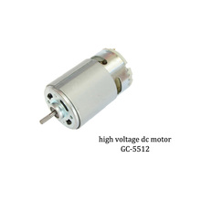 220V 230V High Voltage DC Brush Motor