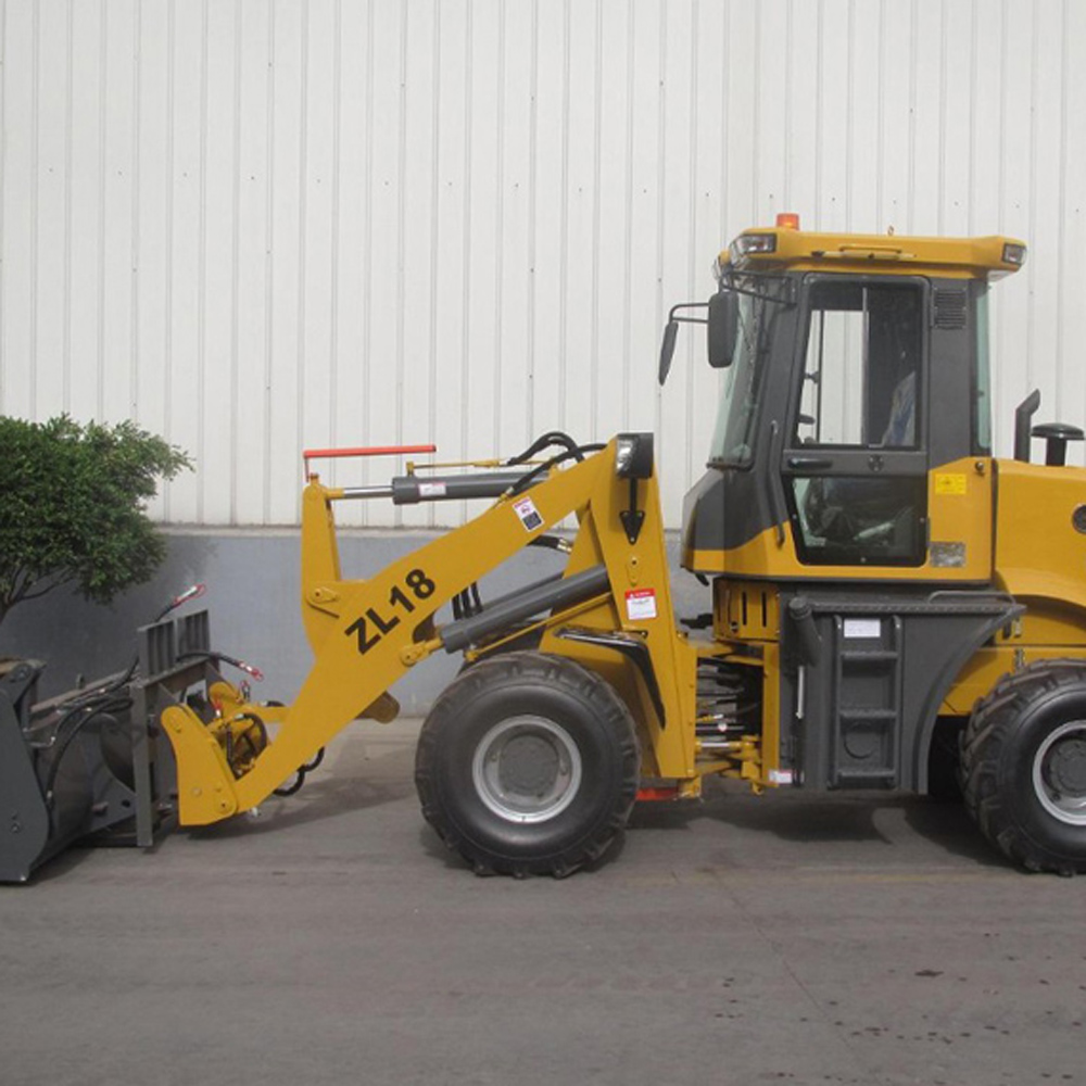 Hydraulic Wheel Loader
