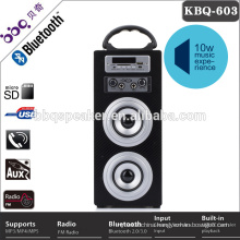 High quality compatible bluetooth 2.0 / 3.0 usb speaker