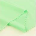 Гладкая гладкая гладкая трикотажная ткань, окрашенная в шелк, солнцезащитный крем