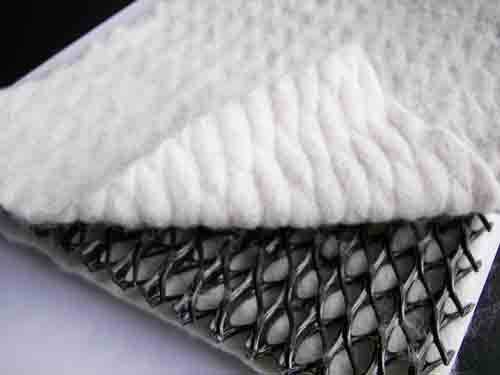 Geotextile nonwoven fabric producing line