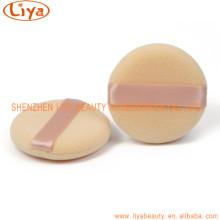 Beauté en gros d'alimentation Compact Powder Puff en Chine