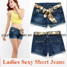 Womens Short Jeans, Ladies Short Pants, Custom Jeans for Women