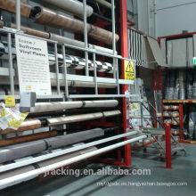 Jiangsu Jracking estantería de cable de almacén ajustable