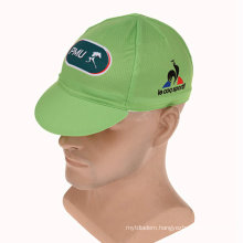 Wholesale Custom Dry Fit Sublimation Printing Bicycle Cycling Hat Cap