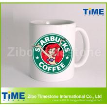 Tasse à café en céramique personnalisée Starbucks personnalisée