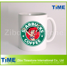 Promotional Custom Starbucks Ceramic Coffee Mug