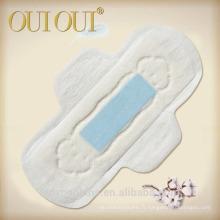 Fabricant de tampon sanitaire ultra mince de femmes de qualité supérieure
