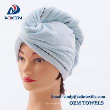 China Wholesaler très doux serviette jetable pour les cheveux