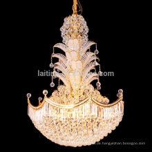 Kristall LED Anhänger Kronleuchter Beleuchtung