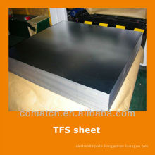 EN10202 standard Tin free steel sheet for EOE twist off