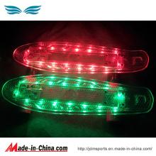 Accessoires motorisés de planche à roulettes de plate-forme de longboard LED