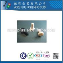 Made In Taiwan Plastic Screw Pan Head MPF Plastic screw