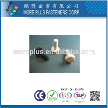 Made in Taiwan Screw Pan Screw MPF Parafuso de plástico