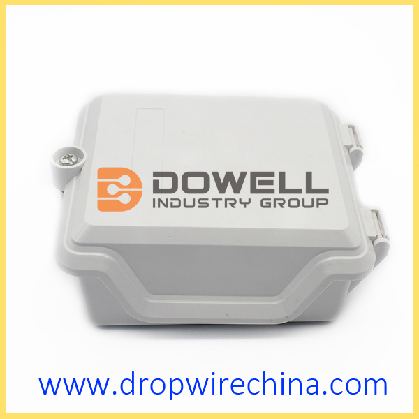 4 pair drop wire box with STB module