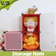 Cajas bonitas elegantes modernas de encargo de los cabritos de DIY para el almacenamiento