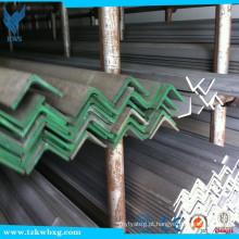202 Barra de ângulo de aço inoxidável 10mm-50mm