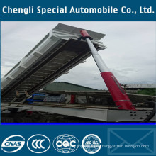 Factory Supply Cheap Quality Hydraulic U Dump Tipper Trailer