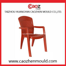 Moule en chaise en plastique avec trois inserts arrière interchangeables