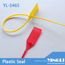 Selos plásticos da segurança, selos ajustáveis do caminhão (YL-S465)
