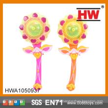 2015 New Interesting 31CM Sun Flower Flashing Wand