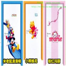 Heiße Verkaufs-Kunst-Entwurfs-Schönheits-Tür-Projekt-Stahl-Tür
