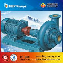 Pompe à eau centrifuge auto-amorçante d'eaux d'égout