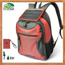 Flexible Solar Panels Charger Bag Backpack for Traveling