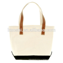 Большой холст сумка