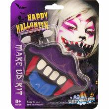 Maquillaje de Halloween Happy Hallowmas cosméticos partido de juguete