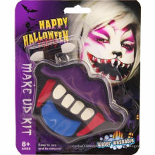 Хэллоуин макияж Happy Hallowmas косметики партия игрушек