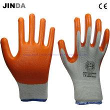 Трудовые нитриловые перчатки (NS015)