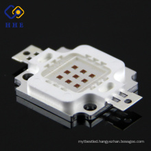 high quality and intensity 10w 730nm 850nm 940nm ir led