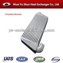 custom aluminum intercooler