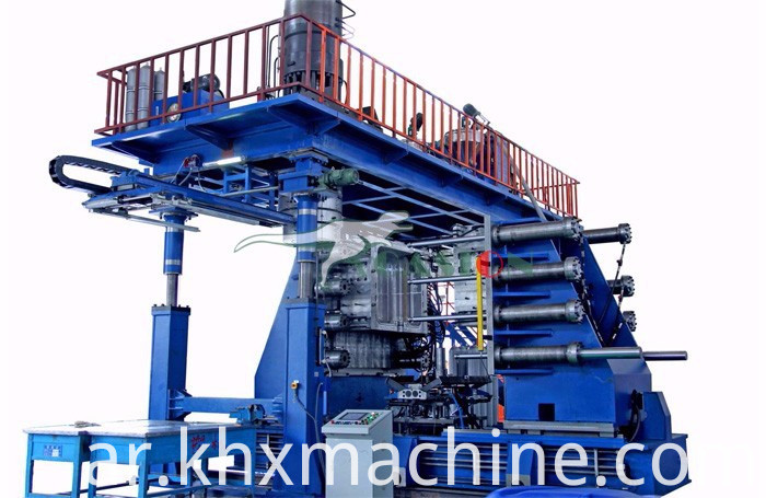 IBC Barrel Blow Molding Machine
