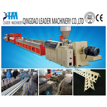 PVC External and Inner Corner Beads Extrusion Line