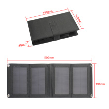 7W водонепроницаемый зарядное устройство для солнечных батарей