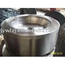Piezas de cilindros hidráulicos forjados
