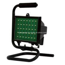 12W recarregável portátil LED trabalho luz (B02F)
