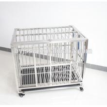 Cages de chenils en acier inoxydable 304 avec ouverture supérieure