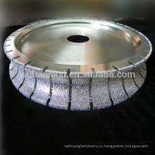 вакуумные паяные шлифовальный абразивный круг для камня,мрамора,гранита