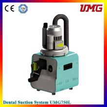 Máquina de sucção dental para 1-2 unidades dentárias